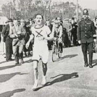 ARTHUR NEWTON RUNNING
